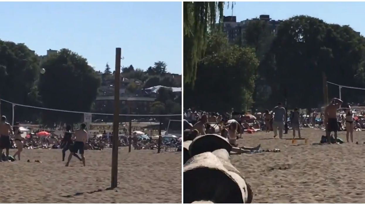 Parties In Vancouver Fill Streets & Beaches Despite Horgan's Warnings (VIDEOS)