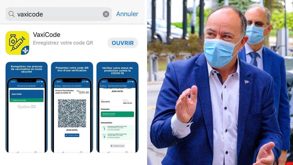 Passeport vaccinal au Québec : Comment le télécharger?
