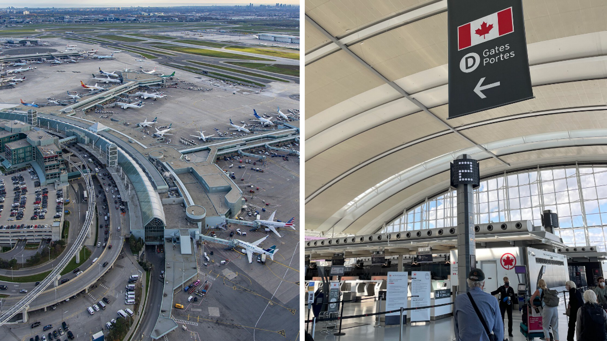Pearson Has Ranked 2nd Last For Consumer Satisfaction At A Mega Airport In North America