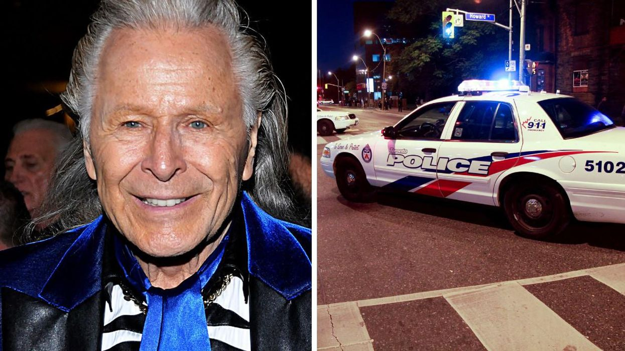 Peter Nygard Was Just Charged By Toronto Police For Multiple Counts Of Sexual Assault