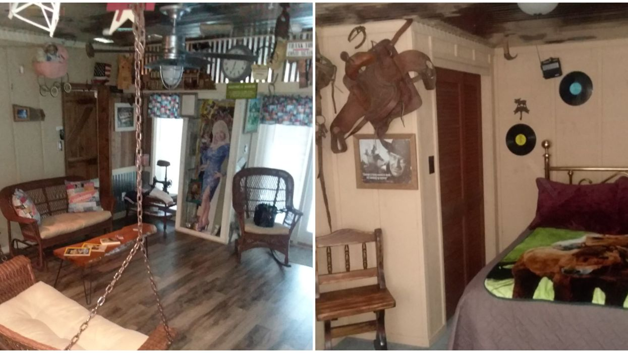 Pigeon Forge Tennessee Airbnb
