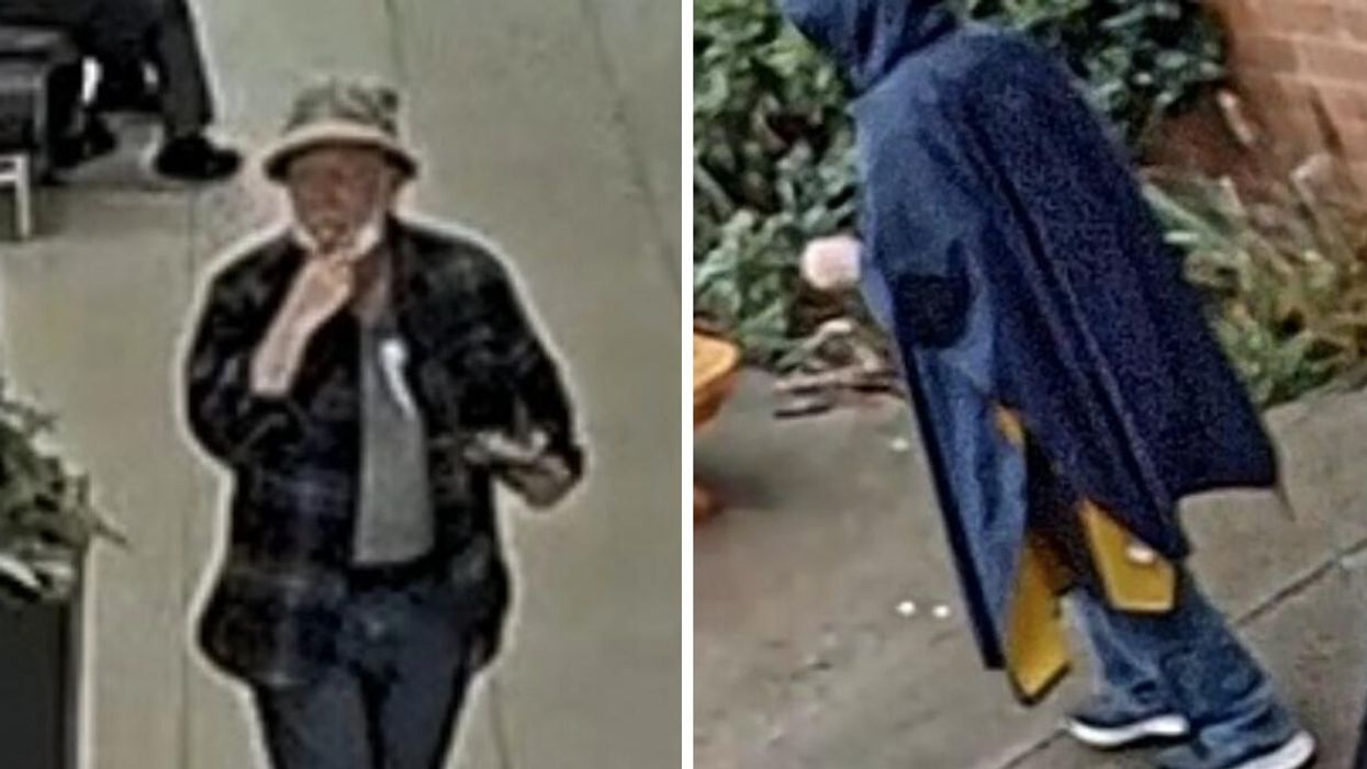Police Look For Suspect In BC After A COVID-19 Vaccine Clinic's Door Locks Were Glued Shut