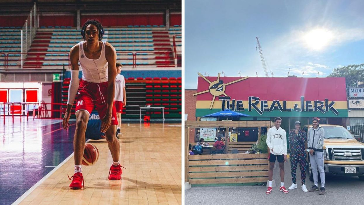 Raptor Rookie & Native Banton Says He's Showing His Team 'Good Food Spots' Around The City