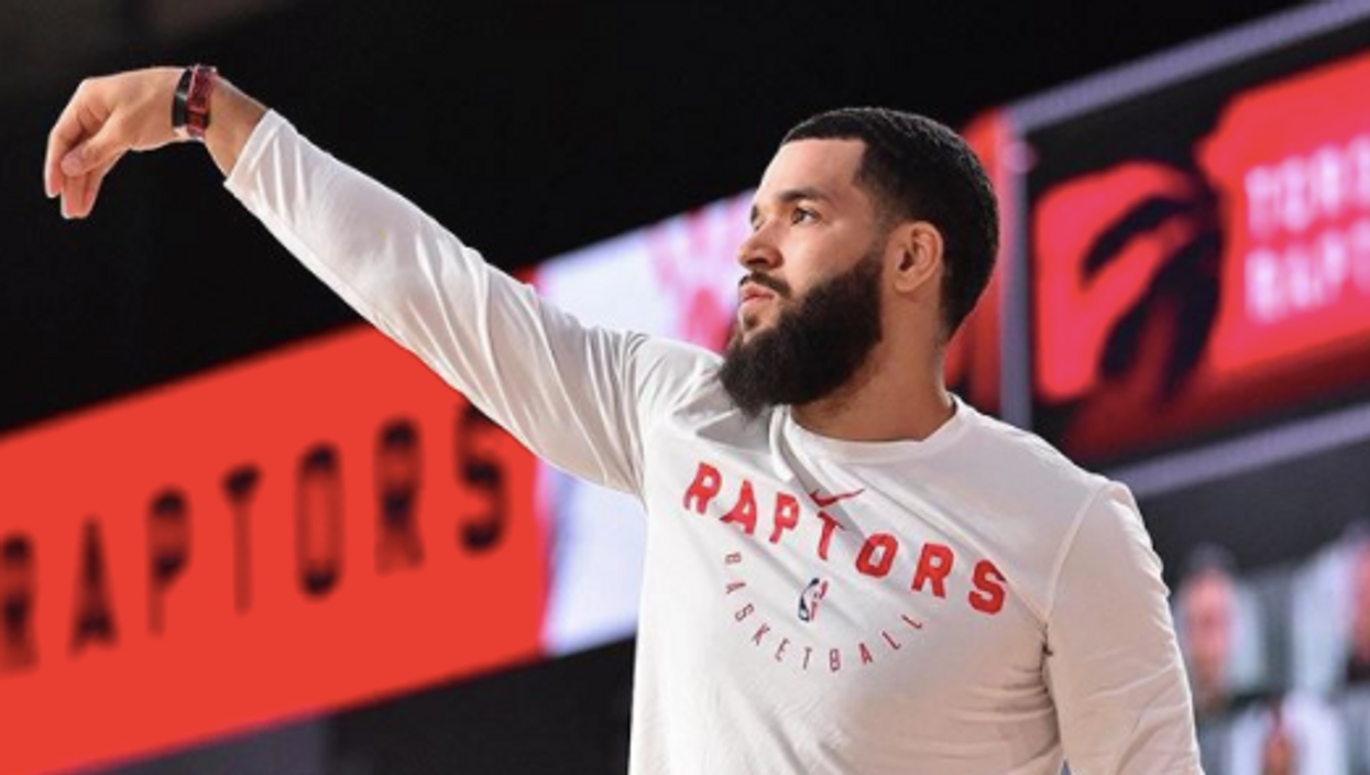Raptors' Fred VanVleet Says The Team Might Boycott Games Over Jacob Blake