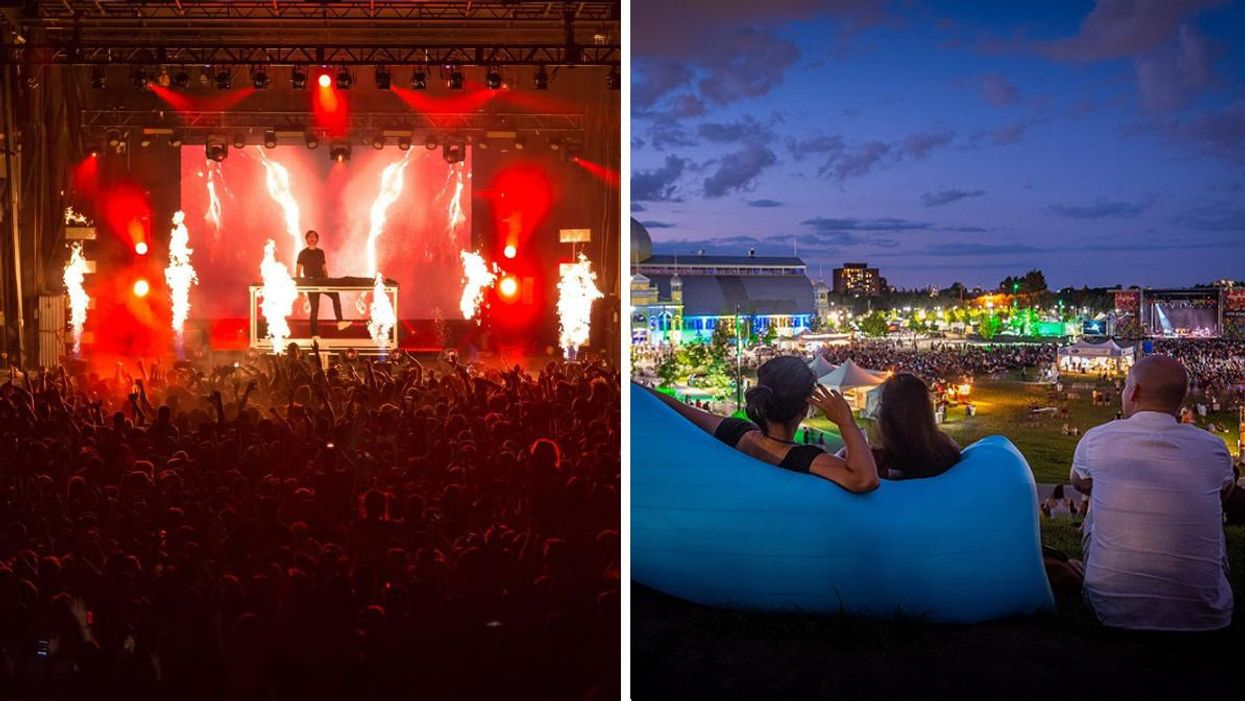 RBC Bluesfest & CityFolk Are Finally Back In Ottawa This Fall