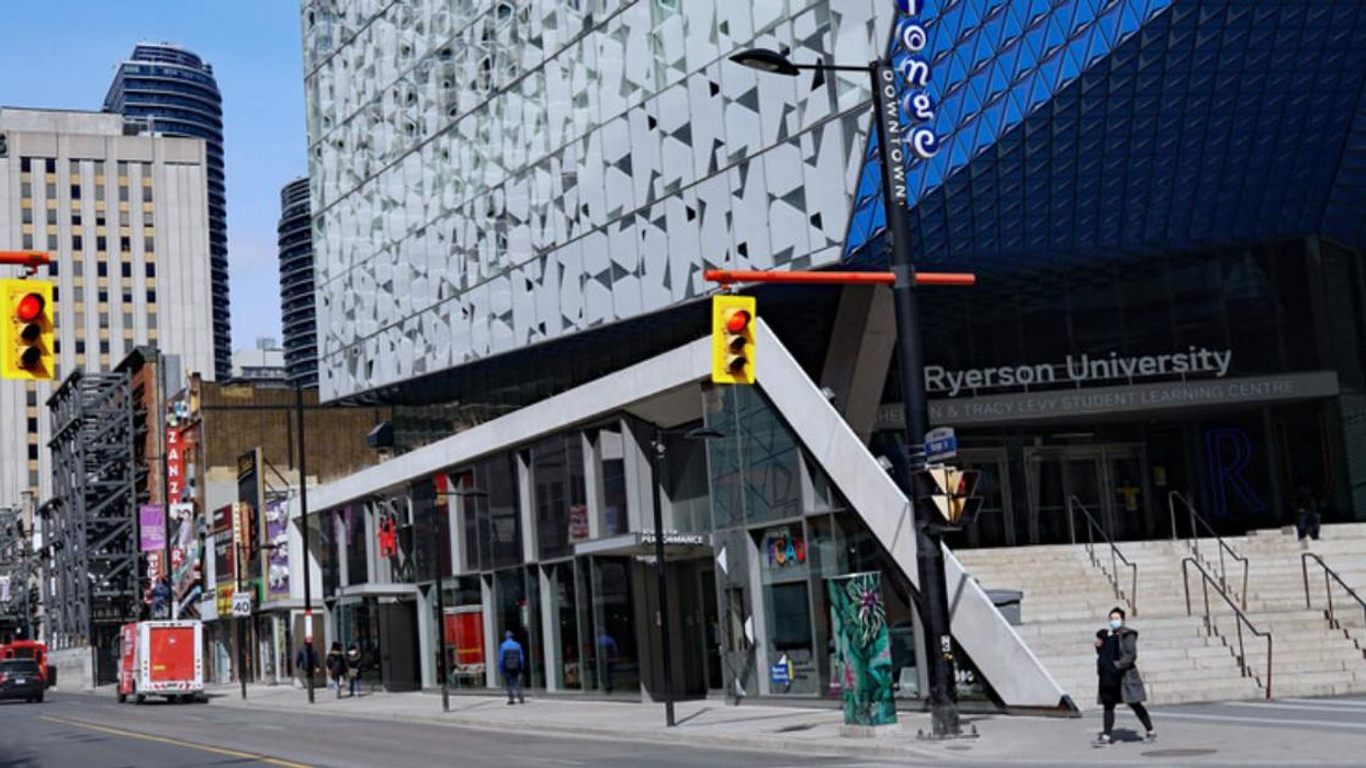 Ryerson University Will Be Renamed Following Demand For Change