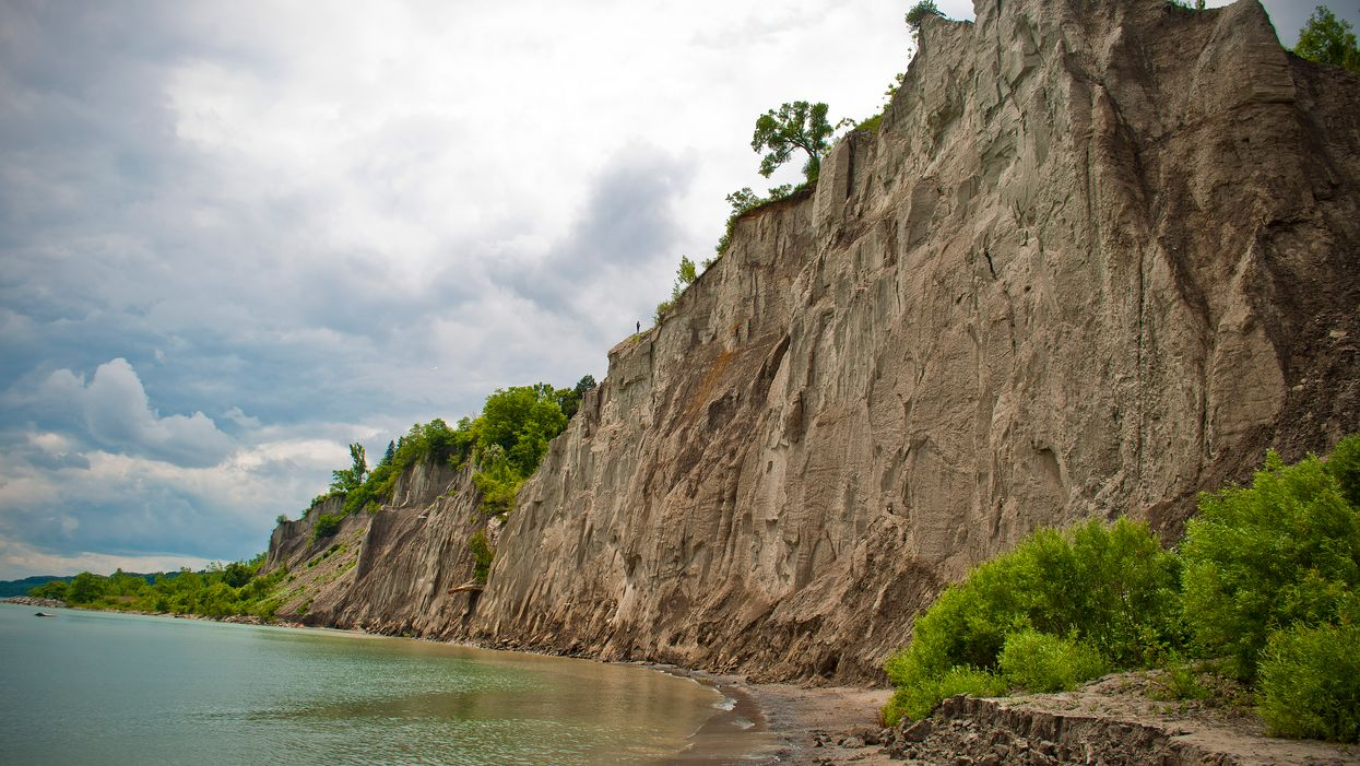 Scarborough Bluffs Are Getting A Serious Makeover To Improve Accessibility