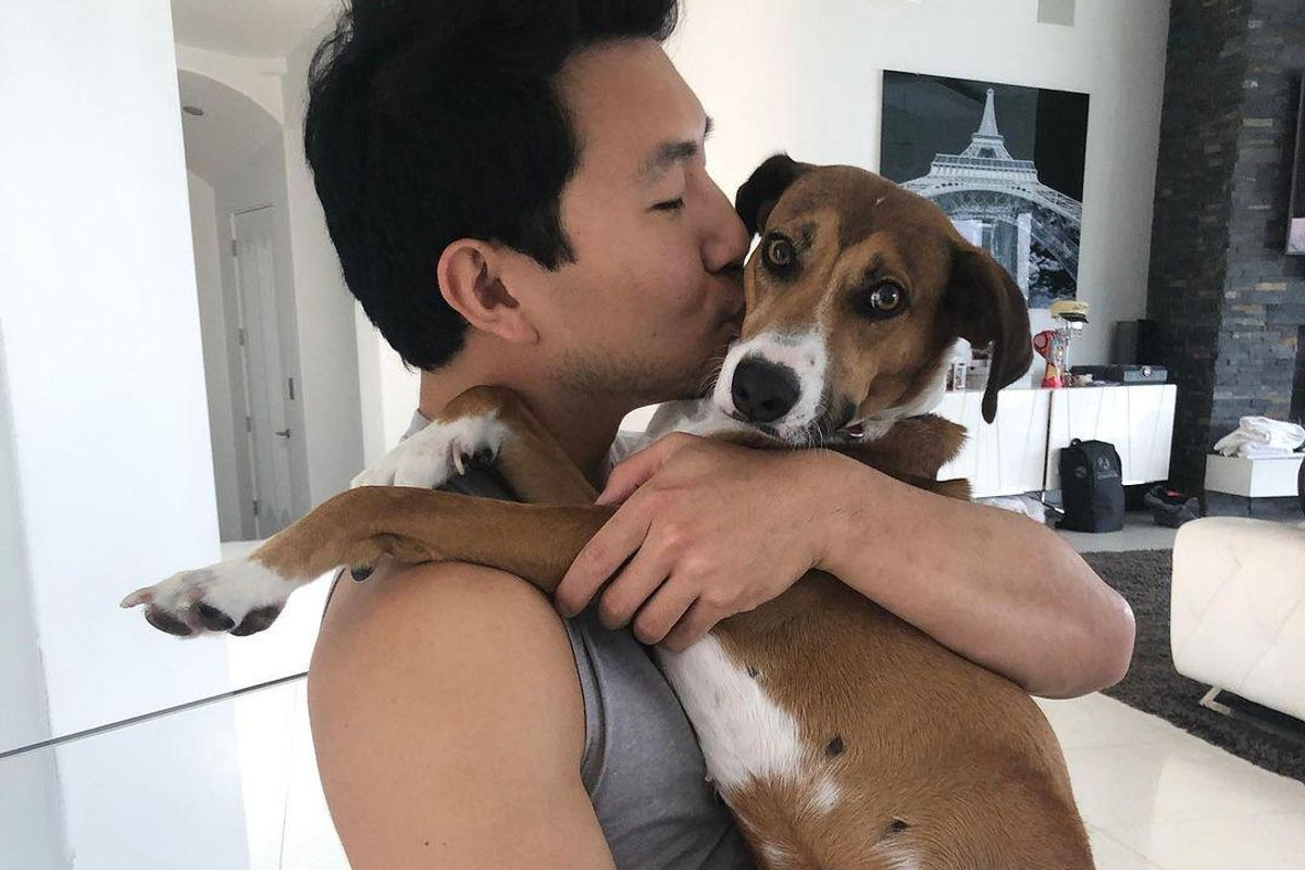 Simu Liu Just Did An AMA On Reddit & His Answers Were Both Wholesome & Hilarious