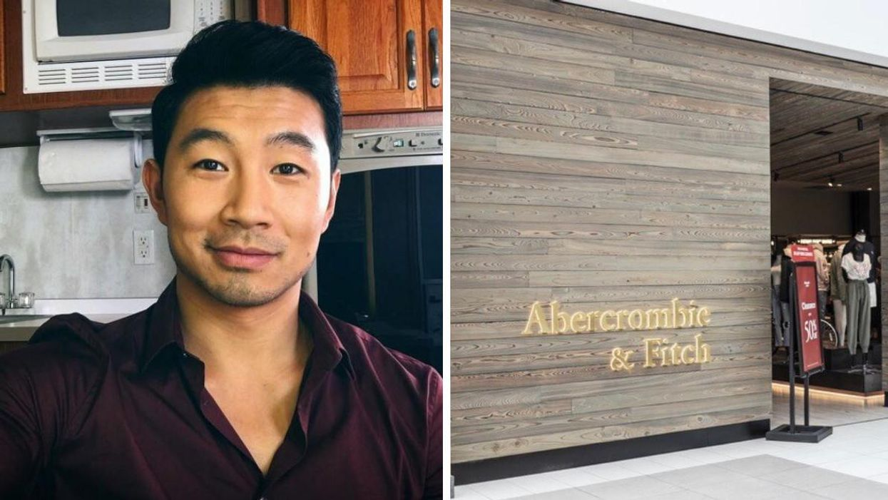 Simu Liu Says There Was A Time When His Big Goal Was Just To Get Scouted At Abercrombie