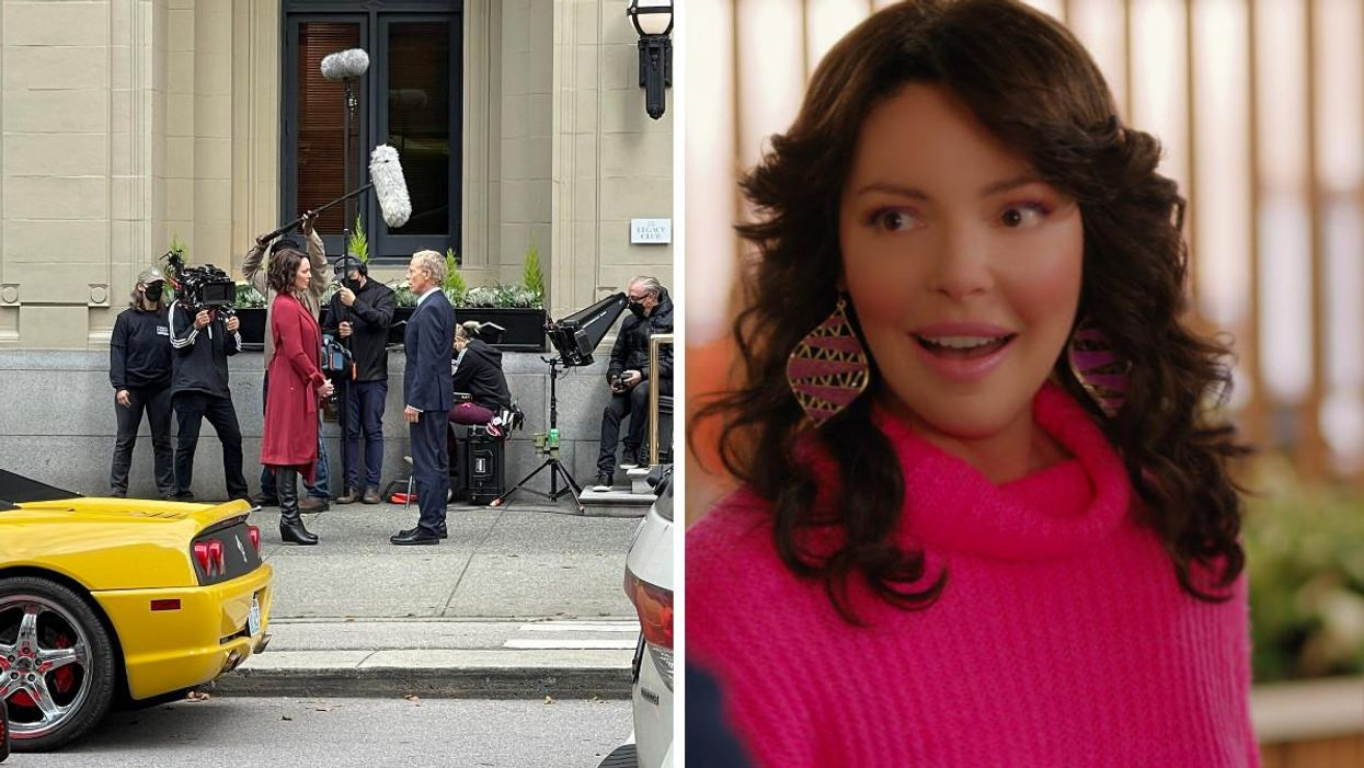 So Many Celebrities Have Been Spotted Filming In Vancouver & Locals Love It