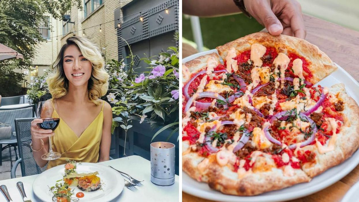 So Many Toronto Patios Were Named The Best For Outdoor Dining In Canada & Here's The List