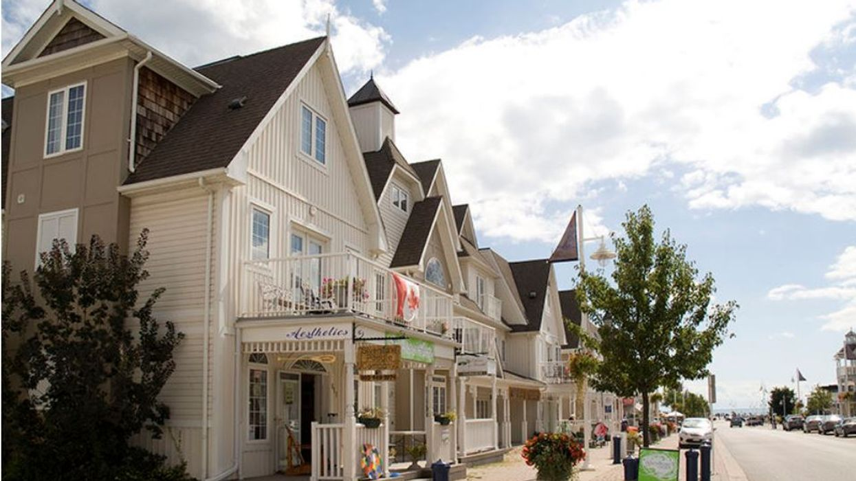 Southern Ontario House Prices Have Actually Fallen In These 9 Towns & Cities