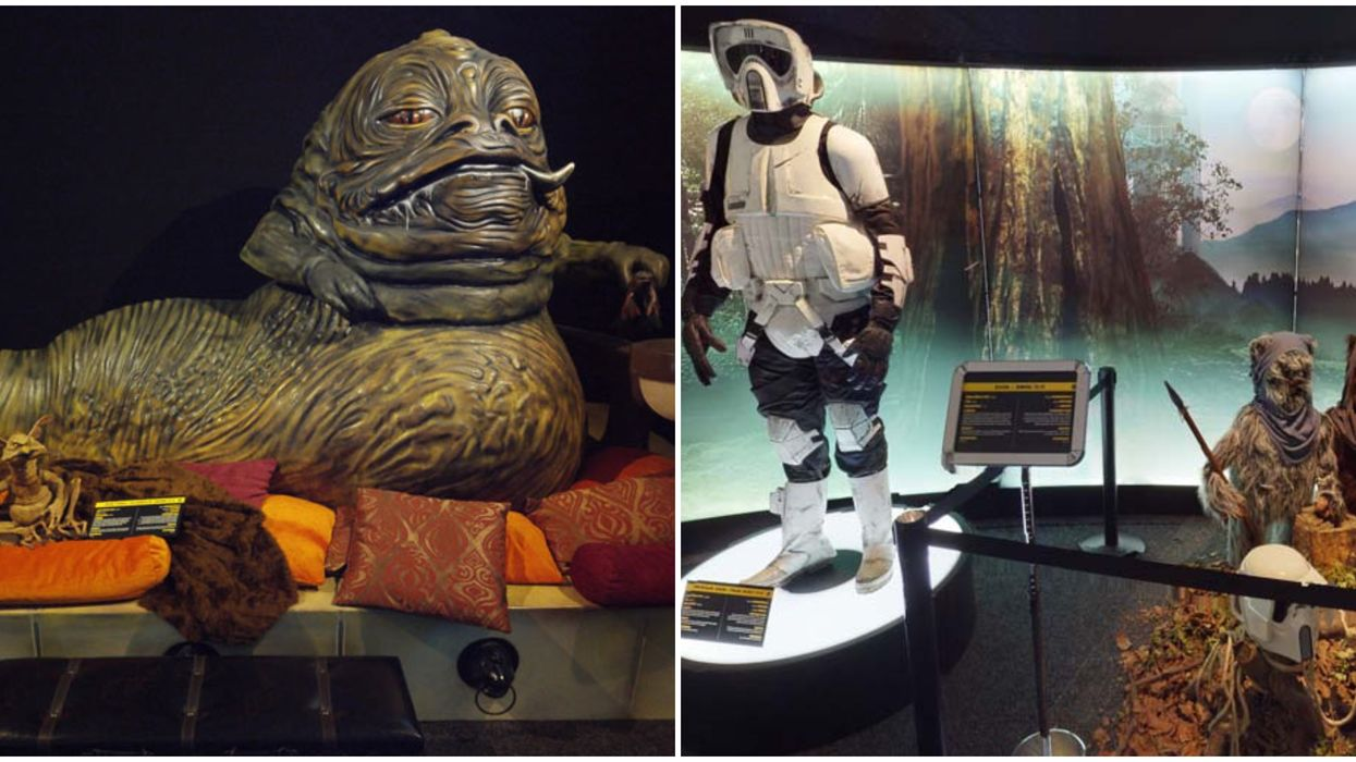 Star Wars Exhibit In Las Vegas Will Feature One Of The Largest Fan Collections