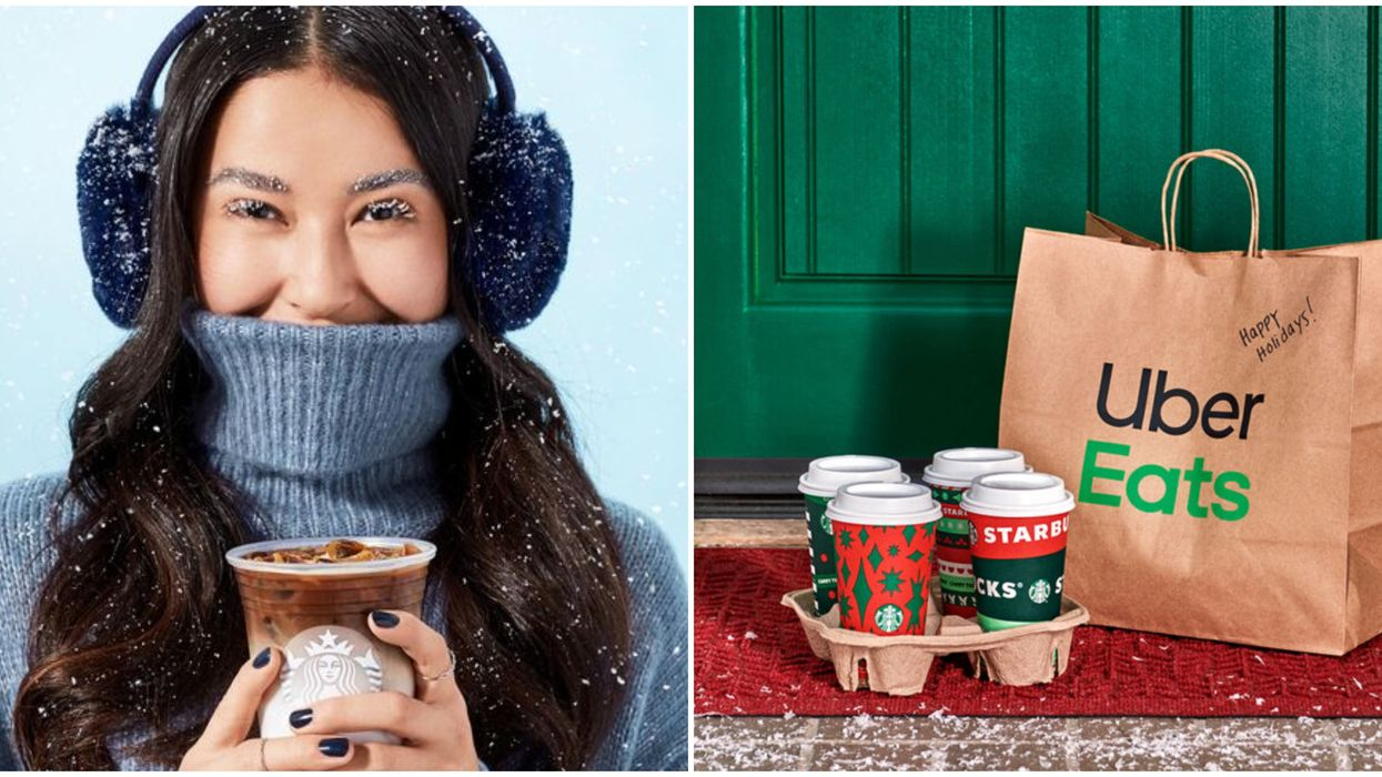Starbucks Canada Cyber Monday Deal Is Happening & You'll Save Even Before Then