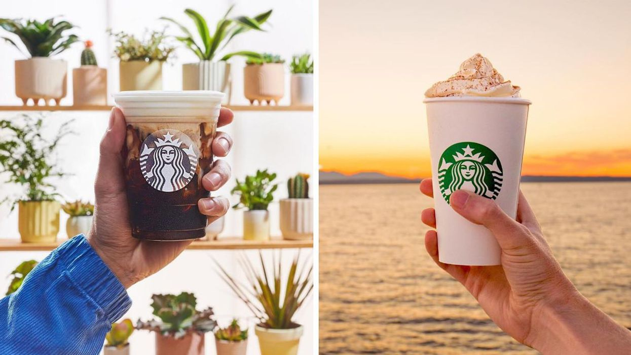 Starbucks Canada Has A One-Time BOGO Deal On Drinks For Select App Users