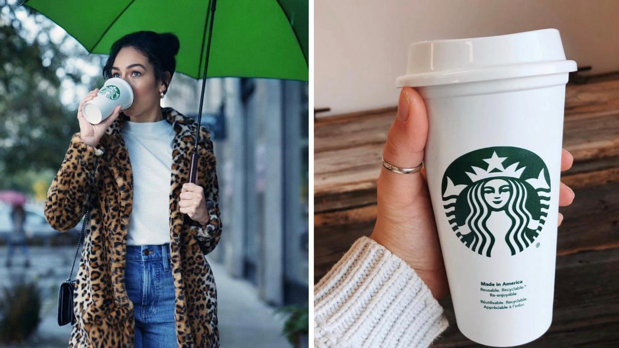 Starbucks donne du café gratuit pendant une journée cette semaine et voici comment l'avoir