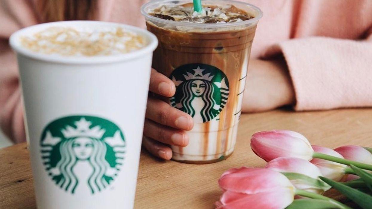 Starbucks Happy Hour Is Back & Summer Drinks Are BOGO