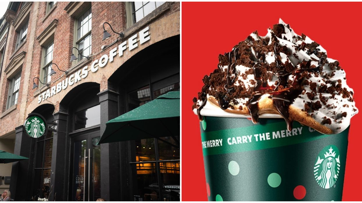 Starbucks Holiday Drinks From Around The World Are So Different Than What's In Canada