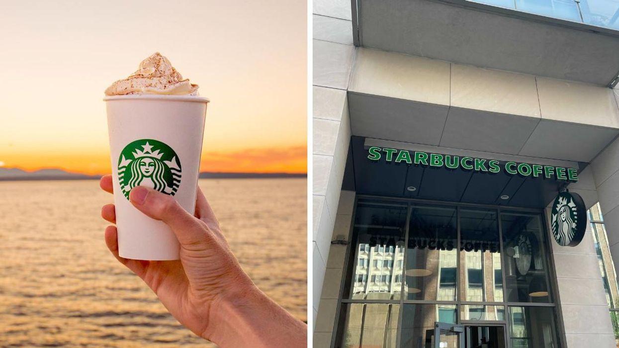 Starbucks' Pumpkin Spice Latte Is Back In Canada