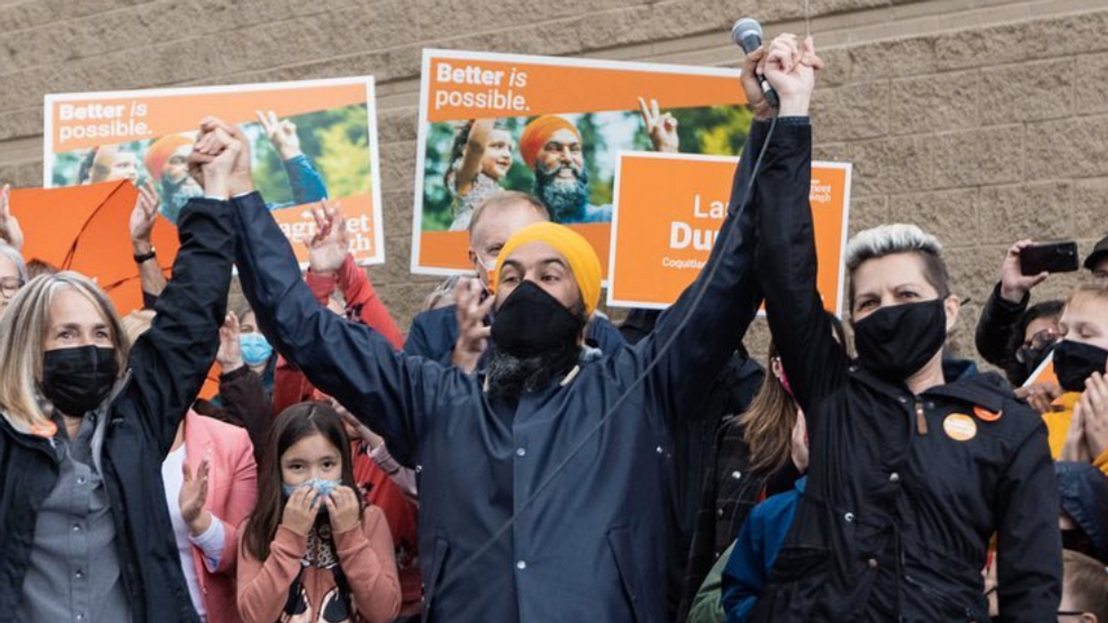 Students In Canada Had Their Own Fake Election & The Results Are Wildly Different