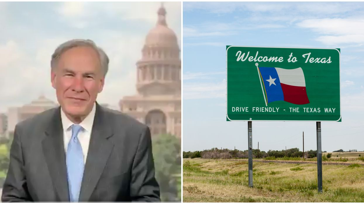 Texas Governor's Reopening Texas Plan Was Just Revealed (VIDEO)