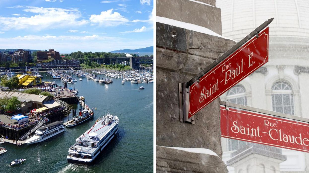 The 5 Best Cities In Canada Were Just Ranked & 4 Provinces Made The Cut