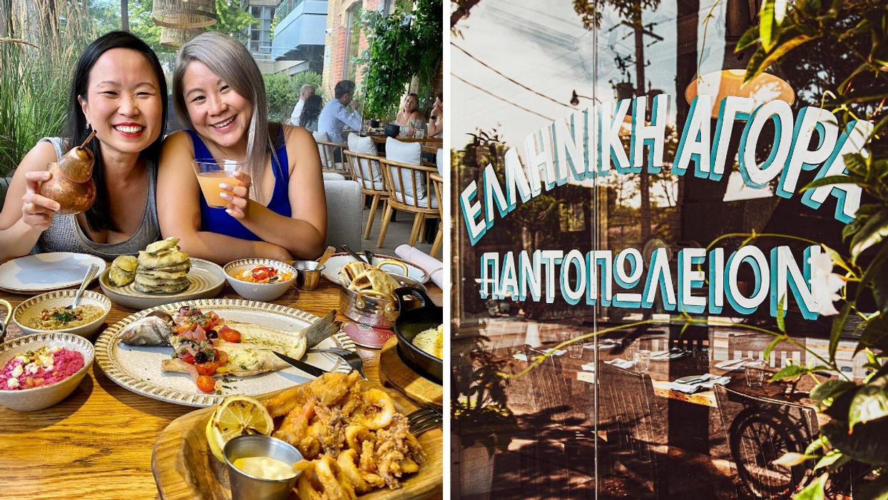 The 6 Best Greek Restaurants In Toronto According To Top Restaurateur 'Mr. Mamakas'