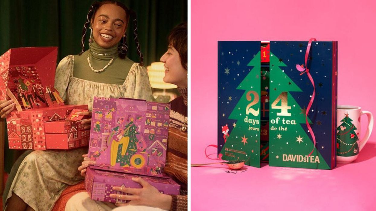 The Best Advent Calendars For The 2021 Holidays You Can Get In Canada