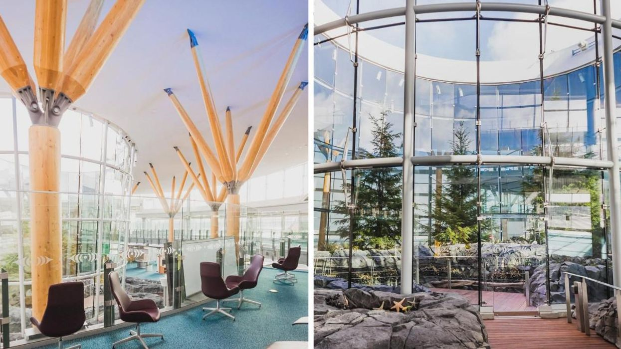 The Best Airports To Get Stuck In For A Layover Were Ranked & Canada's Got A Couple Of Them