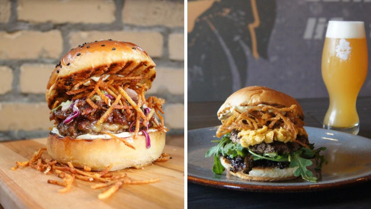 The Best Burgers In Canada Were Just Ranked & One City Has The Best Buns Around