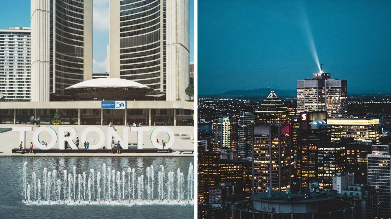 The Best Cities In The World Were Chosen & 6 Of Canada's Cities Were Deemed Worthy