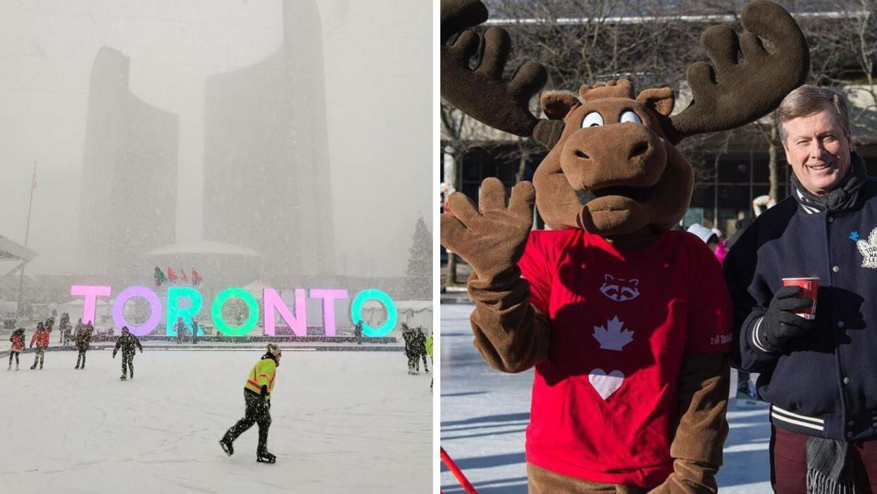 The City Of Toronto Is Hiring For So Many Winter Jobs & You Can Make Over Minimum Wage
