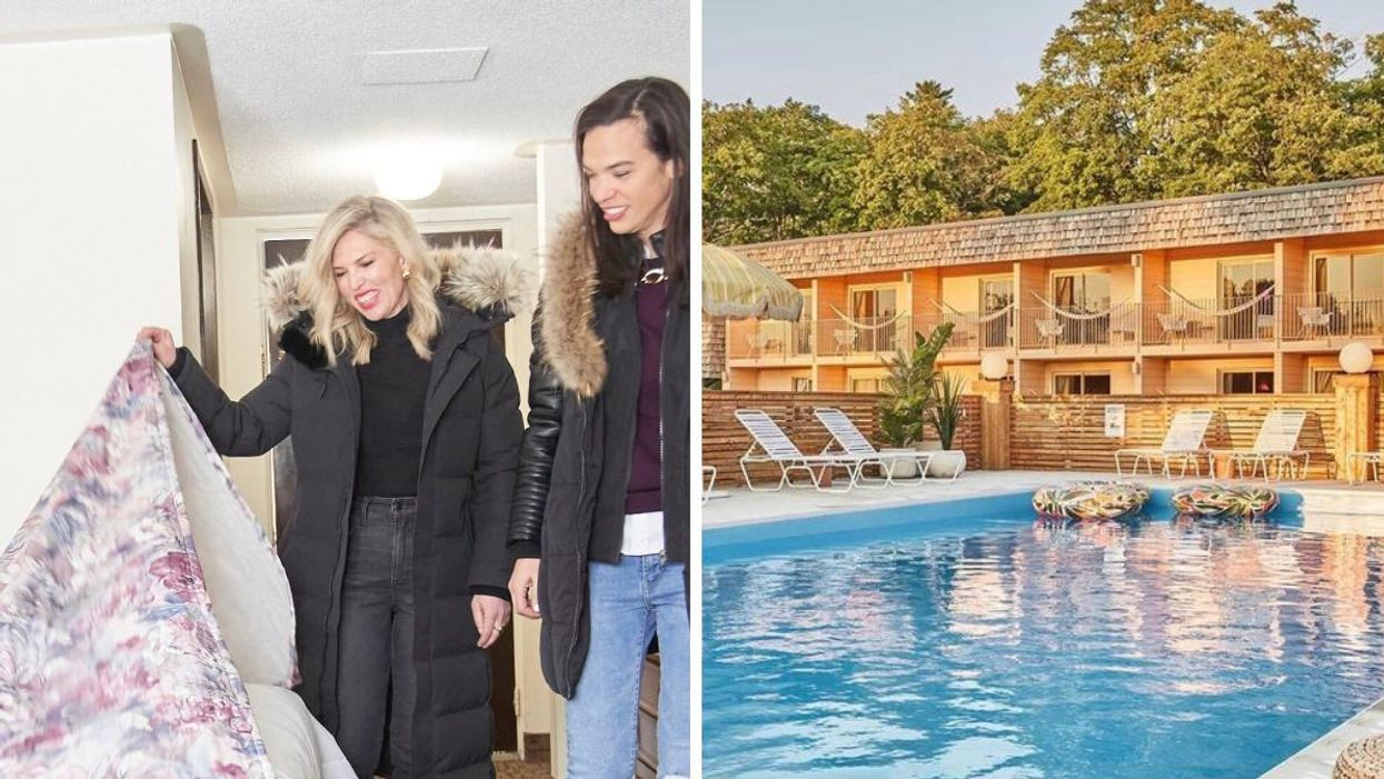 The June Motel Owners Share 3 Gross & Scary Things From Filming 'Motel Makeover' For Netflix