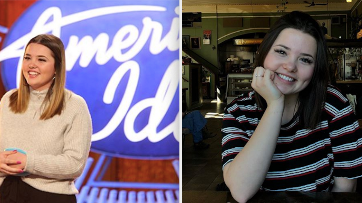 The next Canadian Adele is here!American Idol's Lauren Spencer-Smith blew away all three judges with her audition that premiered this weekend. The 16-year-old from BC has pipes that you need to hear.