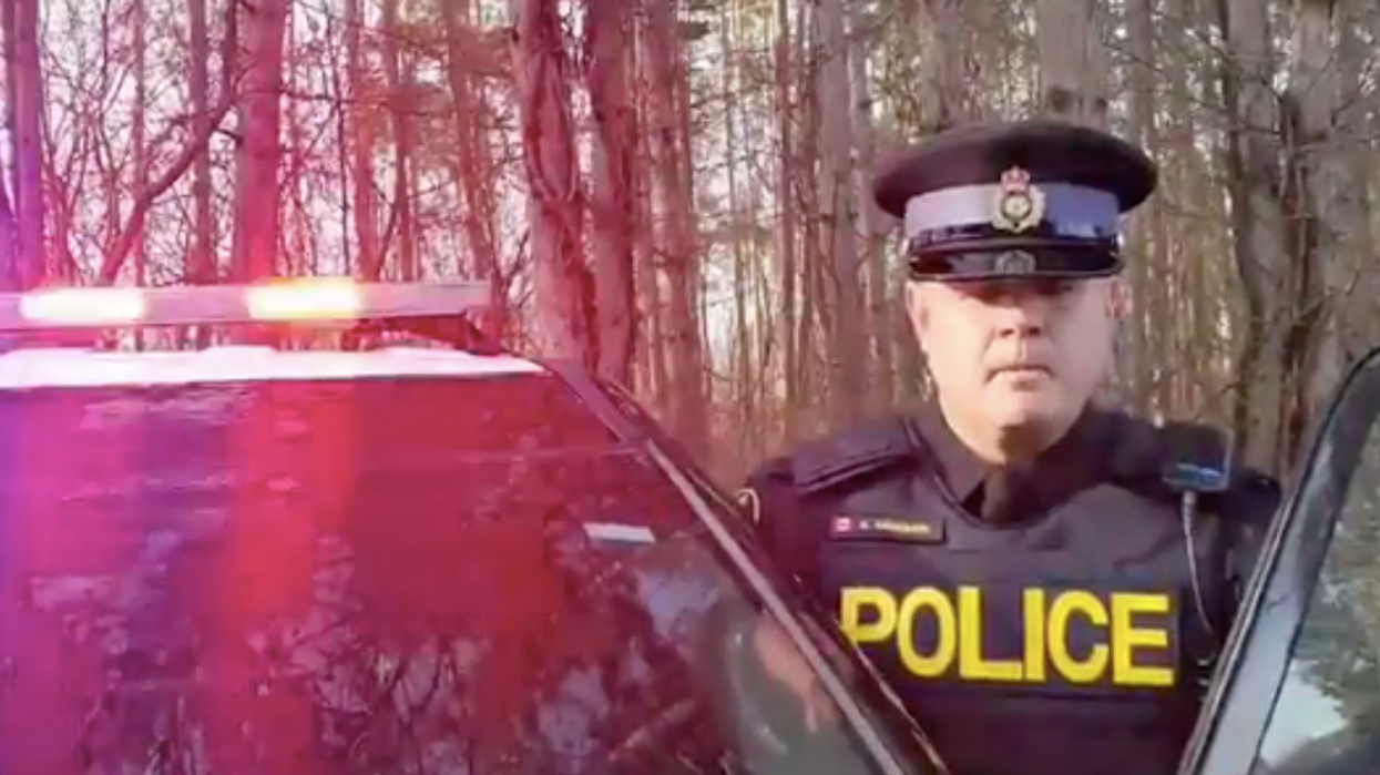 The Ontario Police Got A 911 Call From Someone Who Bought Illegal Drugs That Never Came