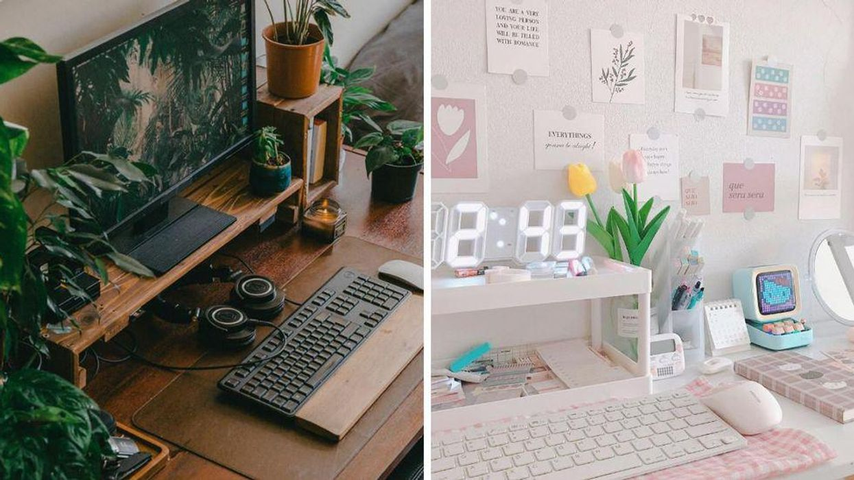 The Perfect Back-To-School Desk Setup, According To Your Zodiac Sign