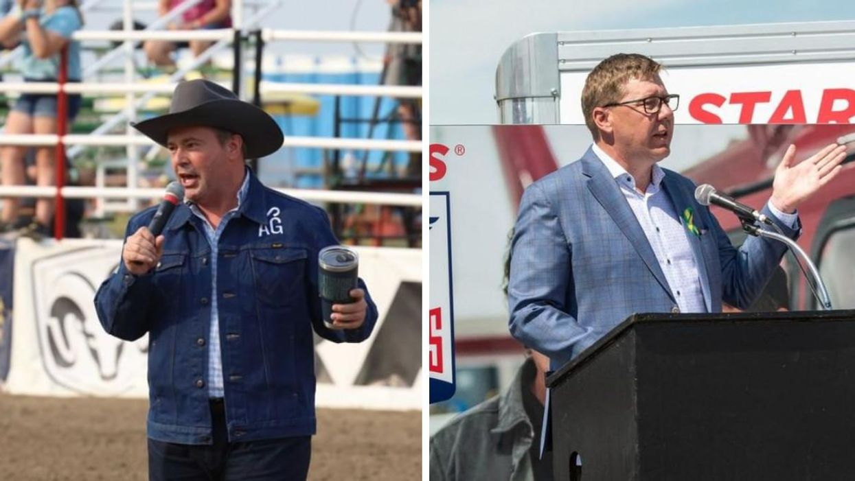 The Popularity Of Alberta's Premier Has Hit A New Low & Others Aren't Doing Much Better