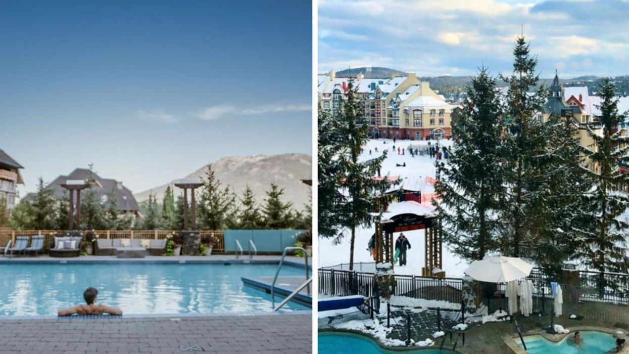 The Top 10 Resorts In Canada Have Been Revealed & They Give Off The Most Relaxing Vibes
