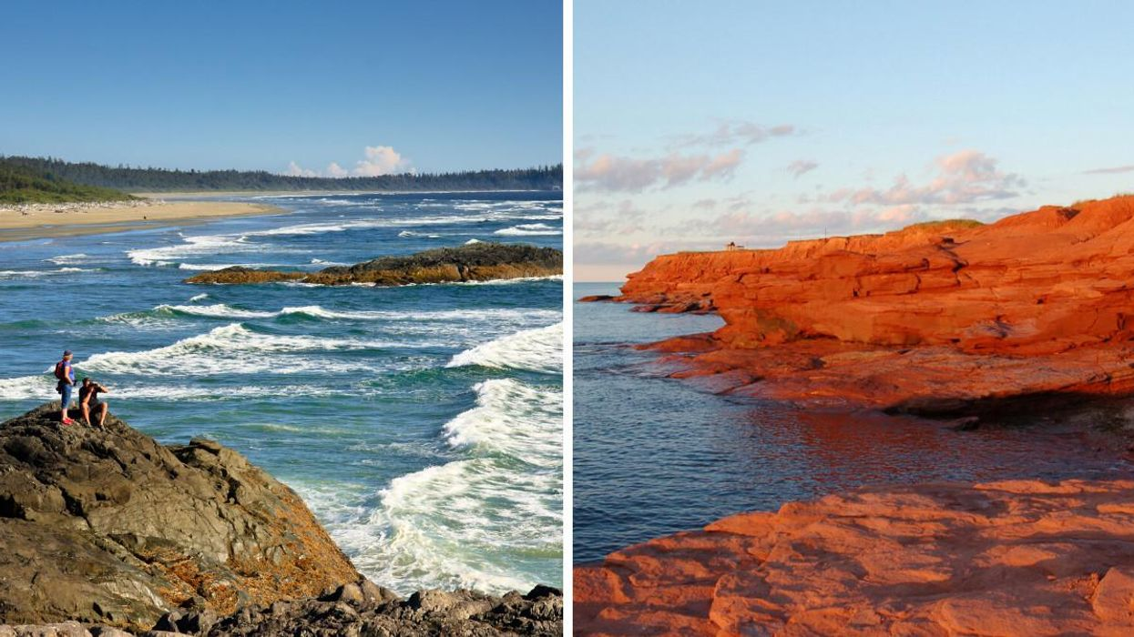 The Top Islands In The World Have Been Named & These 3 Canadian Spots Made The List