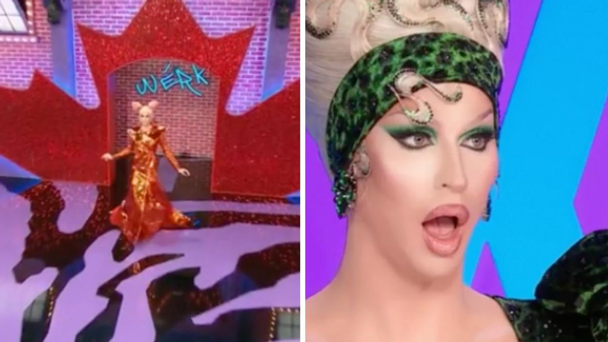The Trailer For 'Canada's Drag Race' Season 2 Is Here & Looks Like A Glittery Extravaganza