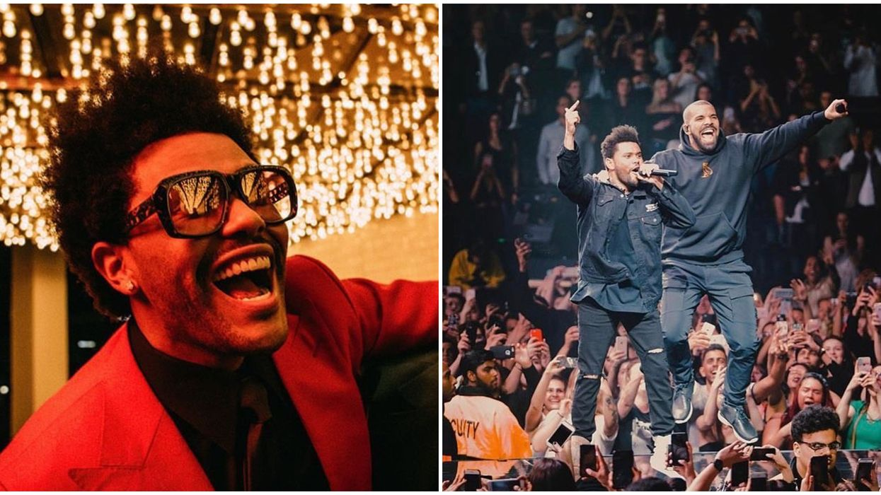 The Weeknd's Grammy Snub Was Commented On By Drake & The Awards 'May No Longer Matter'