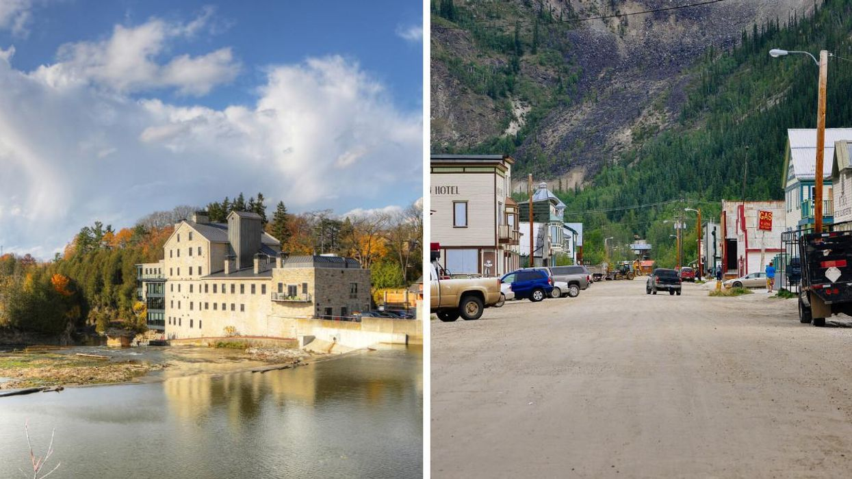 These 12 Small Towns Just Landed On A List Of The Best In Canada & They Are Super Charming