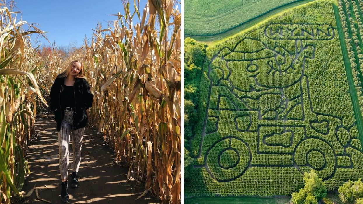 These 6 Corn Mazes Near Ottawa Are The Perfect Places To Get Lost