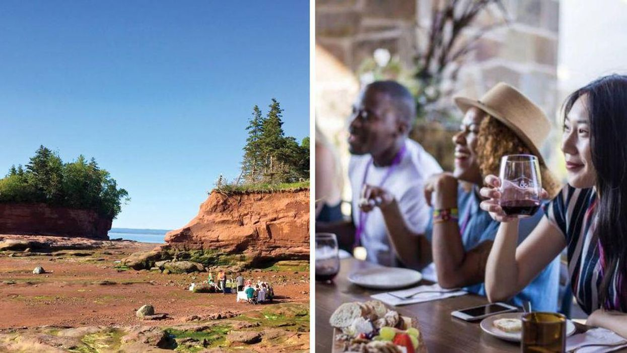These 7 Unique Dining Experiences Are The Ultimate Way To Eat Your Way Through Nova Scotia