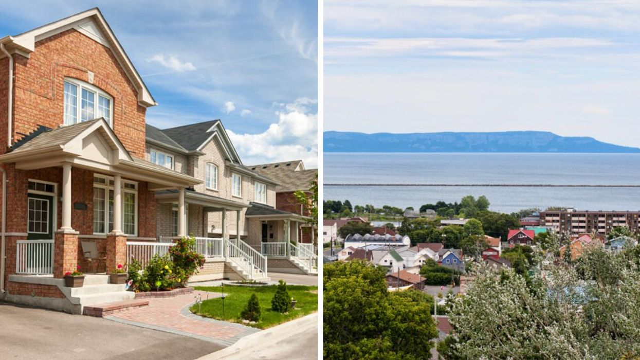 These Are Some Of The Cheapest Spots To Buy A Home In Ontario RN