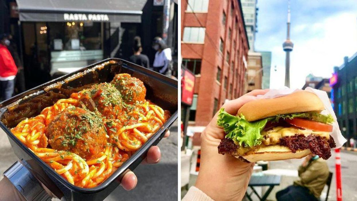 These Are The Most Essential Eats To Try In 9 Toronto Neighbourhoods
