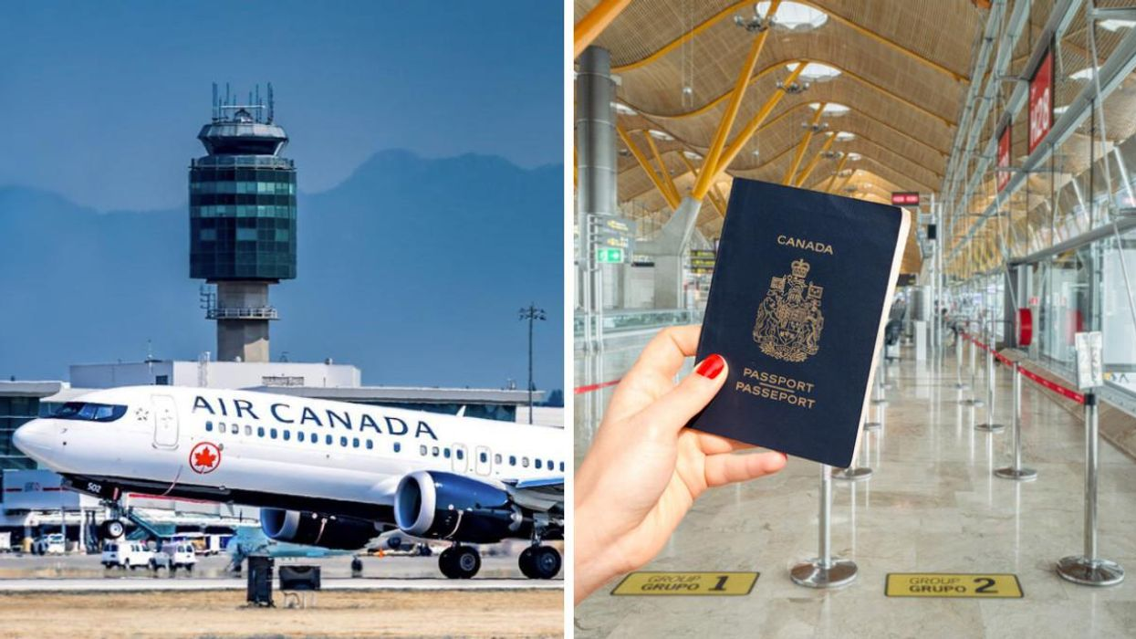 These Cheap Flights From Vancouver Will Take You Across Canada For Under $150 Next Month