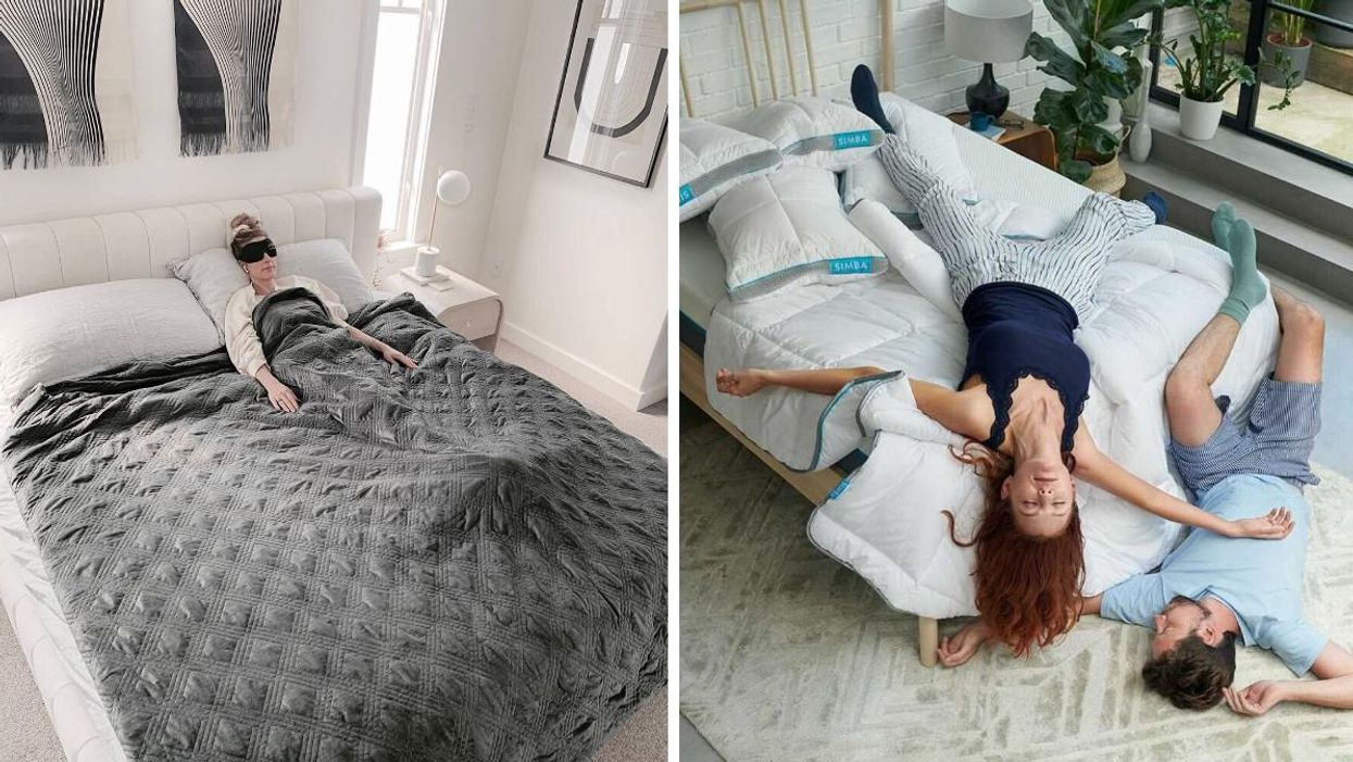 These Cooling Blankets & Pillows Are Perfect If You're Experiencing Night Sweats From This Hot AF Summer