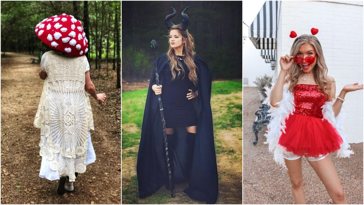 These Halloween Costumes Are Going To Be Huge In Canada This Year According To Pinterest