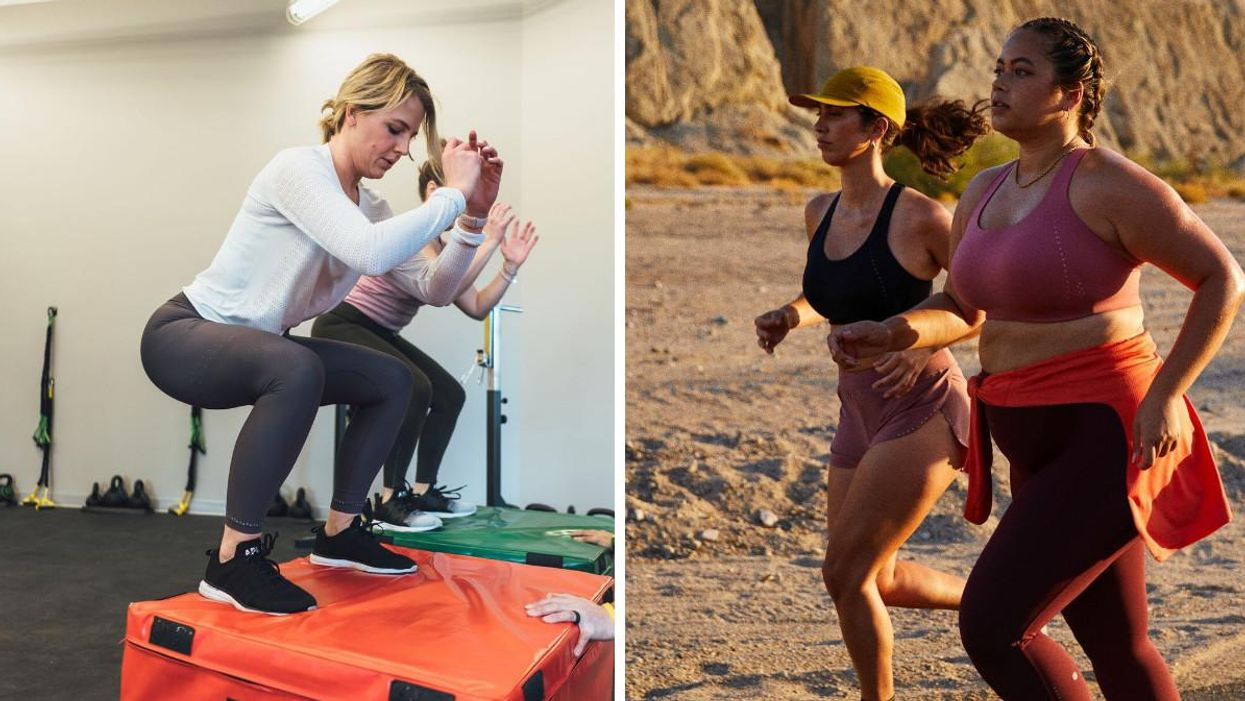 These Popular Lululemon Items Have Over 3,000 Five-Star Reviews From Athleisure Lovers